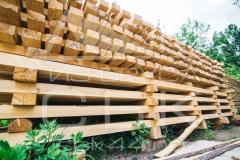 Производство бруса под строительство дома из бруса 6