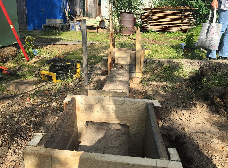 Фундамент для дачного дома: технология строительства 549
