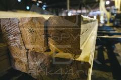 Производство профилированного бруса для строительства деревянного дома 4