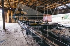 Производство профилированного бруса - цех по распиловке пиломатериала 4