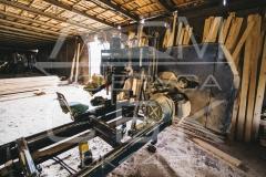 Производство профилированного бруса - цех по распиловке пиломатериала 2