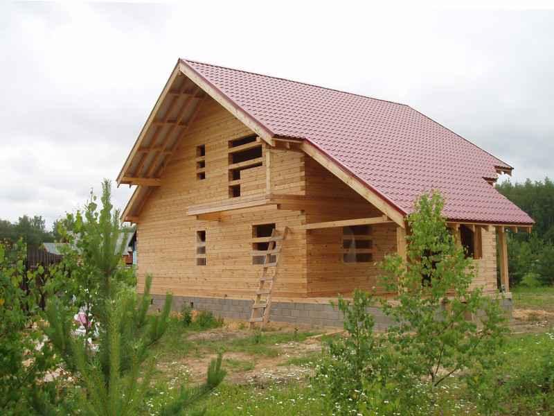 7 преимуществ в пользу домов из бруса