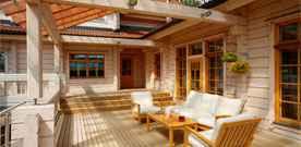 7 преимуществ в пользу домов из бруса, его достоинства