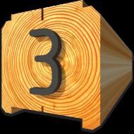 Качество бруса из зимнего леса на много выше, так как влага движение в стволе дерева останавливается. За счет этого в брусе трещин становится на много меньше.