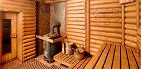 Профилированный и простой брус, как основной строительный материал для бани из бруса