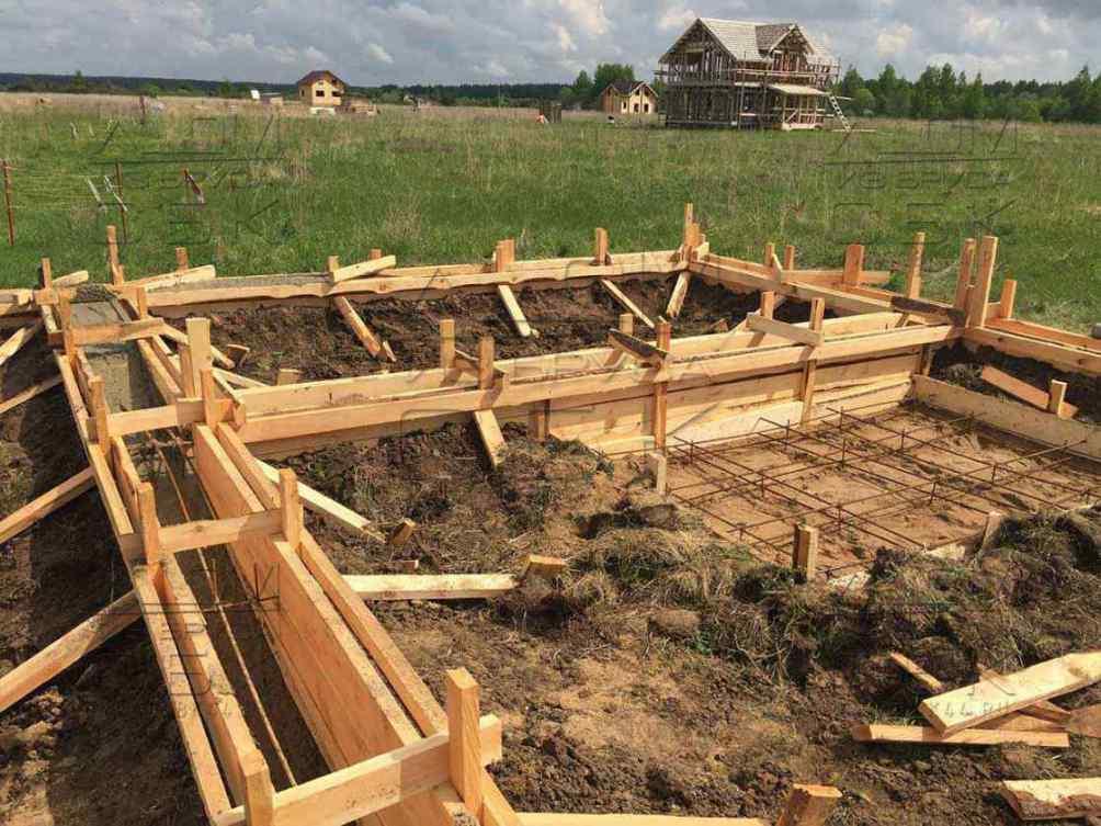 Строительство домов из бруса под