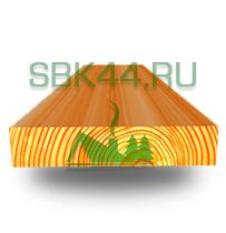 Обрезная доска от производителя по низким ценам из Костромы