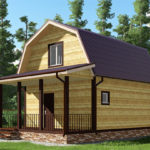 Обложка проекта дома 6x8 Абрамцево