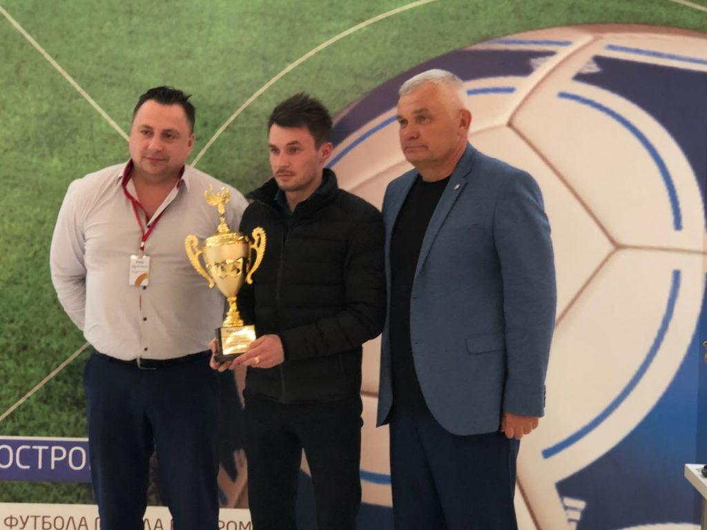1-е место по мини-футболу - или кубок в копилку команды СБК (3)