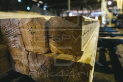 Сухой брус под строительство деревянного дома 6