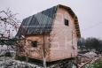 Дом 6 на 4 из профилированного бруса с балконом и террасой (4)