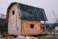 Дом 6 на 4 из профилированного бруса с балконом и террасой (6)