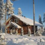 Стоит ли строить дом из бруса зимой