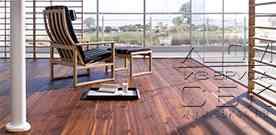 деревянные полы в доме из бруса