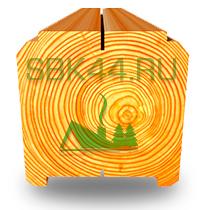Профилированный брус камерной сушки от производителя по низким ценам из Костромы