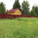 Дом из профилированного бруса 8 х 8,5 Участок - Ярославская область