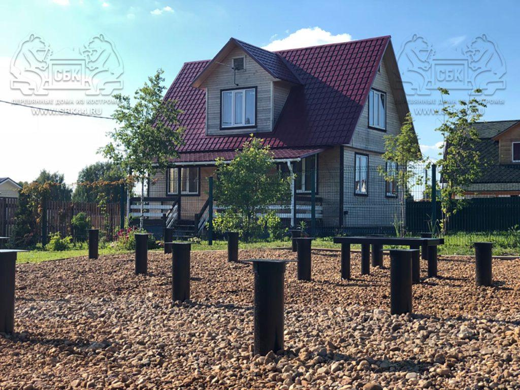 Осмотр участка под строительство дома - подписание договора - Дмитроград - фото (3)