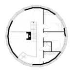 каркас купольного дома z12