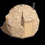 купольный дом добросфера z4