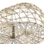 удлиненный высокий каркас купольного дома z8hl