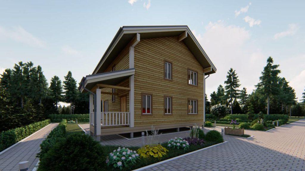 Строительная компания домов из бруса - СБК 44 (4)