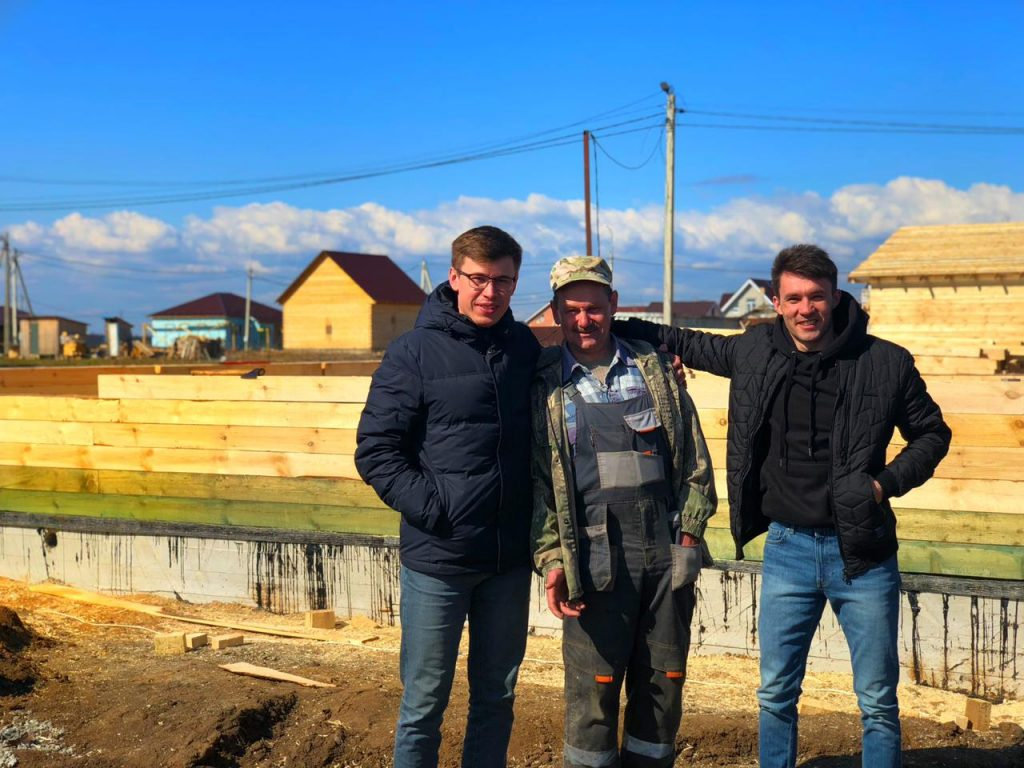 Опытные русские бригады Костромских плотников компании СБК 44 Кострома (16)