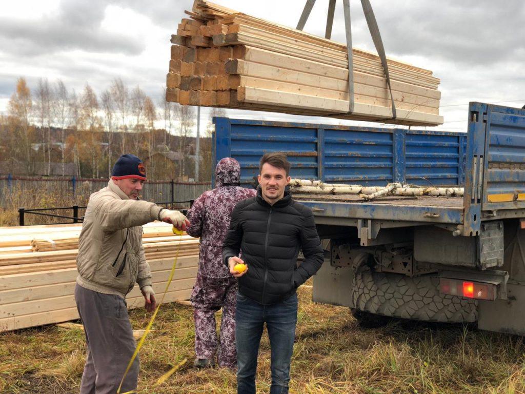 Опытные русские бригады Костромских плотников компании СБК 44 Кострома (19)