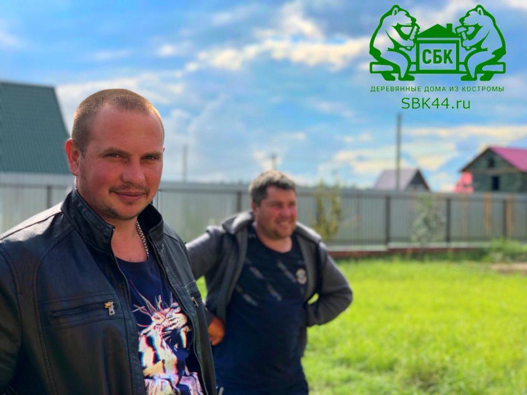 Опытные русские бригады Костромских плотников компании СБК 44 Кострома (3)