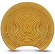 Оцилиндрованное бревно диаметром 220 мм