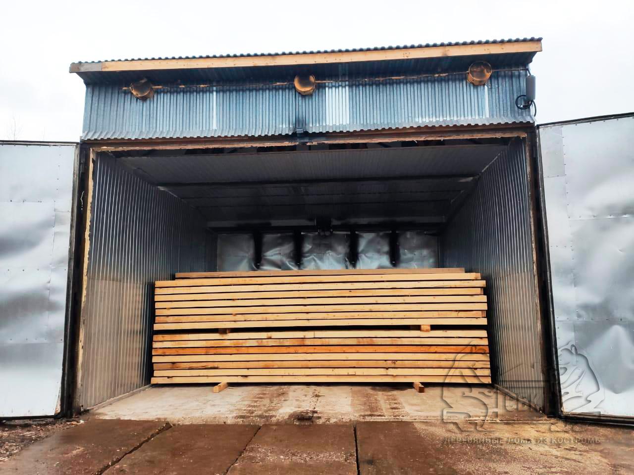 Брус камерной сушки от производителя - сушилка (2)